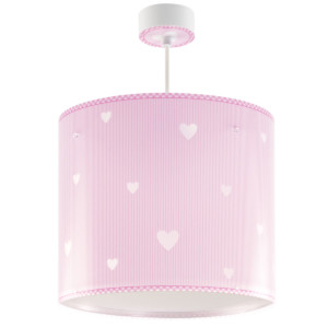Sweet Dreams Pink παιδικό κρεμαστό φωτιστικό οροφής ango 62012S