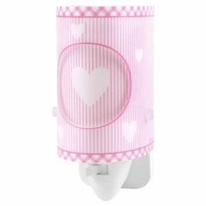 Sweet Dreams Pink LED παιδικό φωτιστικό νύχτας πρίζας ANGO 62015S