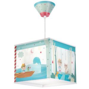 Πινόκιο παιδικό φωτιστικό οροφής ango 64472