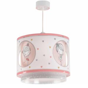Sweet Dance παιδικό φωτιστικό κρεμαστό οροφής ango 70912