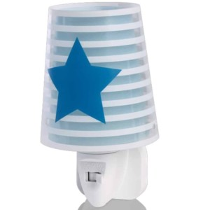 Feeling Blue παιδικό φωτιστικό νύκτας πρίζας LED ango 92193