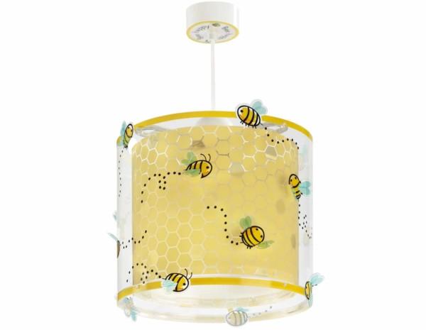 Bee Happy κρεμαστό παιδικό φωτιστικό ANGO 71092