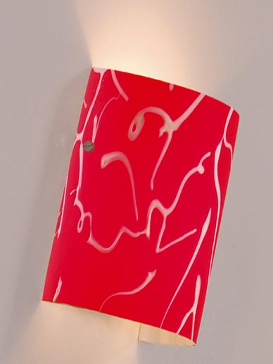 ΑΠΛΙΚΑ 1Φ 1329 RED LACQUER GRAPHITE