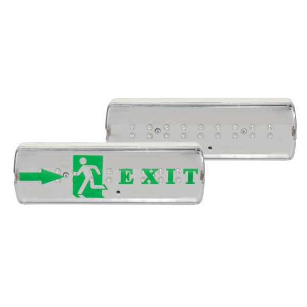 8010202-360-Φωτιστικό Ασφαλείας LED με 24 Λάμπες 9XL101CLED XL101