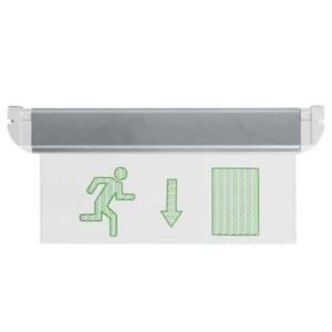 Φωτιστικό Ασφαλείας LED Κρεμαστό Κάθετο Τόξο 3W 9АТ3113