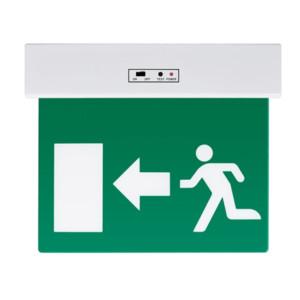 Φωτιστικό Ασφαλείας LED Κρεμαστό Βέλος Αριστερά 3W 9XL5113