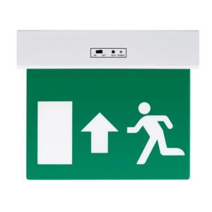 8010216-494-Φωτιστικό Ασφαλείας LED Κρεμαστό Βέλος Επάνω 3W 9XL5114