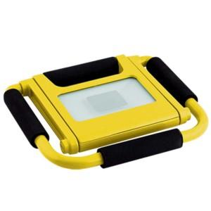 Λάμπα Εργασίας LED 10W Επαναφορτιζόμενη Elmark 98FLOOD10Y Κίτρινη