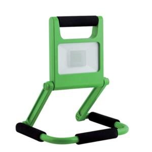 Λάμπα Εργασίας LED 10W Επαναφορτιζόμενη Elmark 98FLOOD10Y Πράσινη