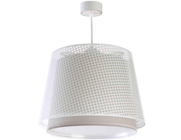 Ango 80222 B - Vichy Beige κρεμαστό παιδικό φωτιστικό οροφής διπλού τοιχώματος