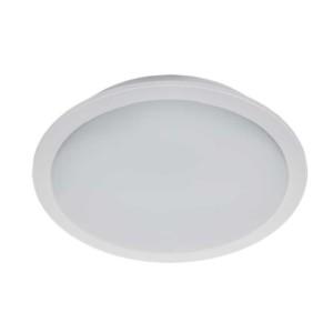 Φωτιστικό Μπάνιου LED Στρογγυλό Χωνευτό 10W 4000K IP65 Ø100mm