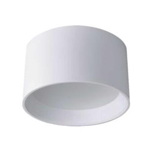 8080315-398-LED Σποτ Λευκό Στρογγυλό Χωνευτό 18W 4-4300K 165mm