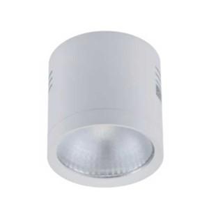 LED Σποτ Λευκό Epistar IP40 Στρογγυλό Επιφανείας 20W 4-4300K 95mm x 70mm