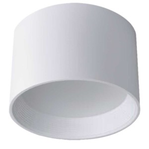 8080316-399-LED Σποτ Λευκό Epistar IP40 Στρογγυλό Χωνευτό 21W 4-4300K 200mm
