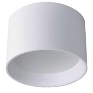 LED Σποτ Λευκό Epistar IP40 Στρογγυλό Χωνευτό 21W 2700-3000K 200mm