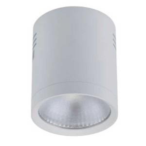 LED Σποτ Λευκό Epistar IP40 Στρογγυλό Επιφανείας 20W 4-4300K 95mm x 110mm