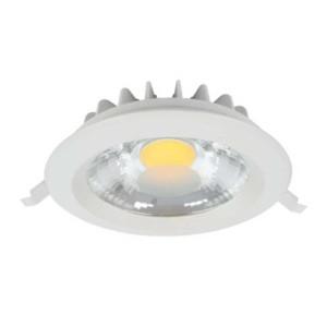 LED Spot Χωνευτό Στρογγυλό Λευκό 25W 4000-4300K Elmark