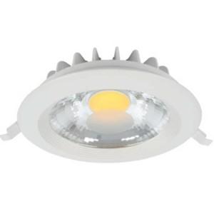 LED Spot Χωνευτό Στρογγυλό Λευκό 30W 2700-3000K Elmark