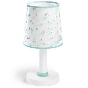 Ango 81171 H - Dream Flowers Green κομοδίνου φωτιστικό διπλού τοιχώματος