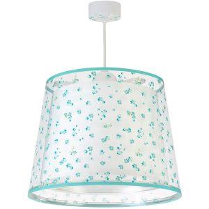 Ango 81172 H - Dream Flowers Green κρεμαστό παιδικό φωτιστικό οροφής μεγάλο σε μέγεθος