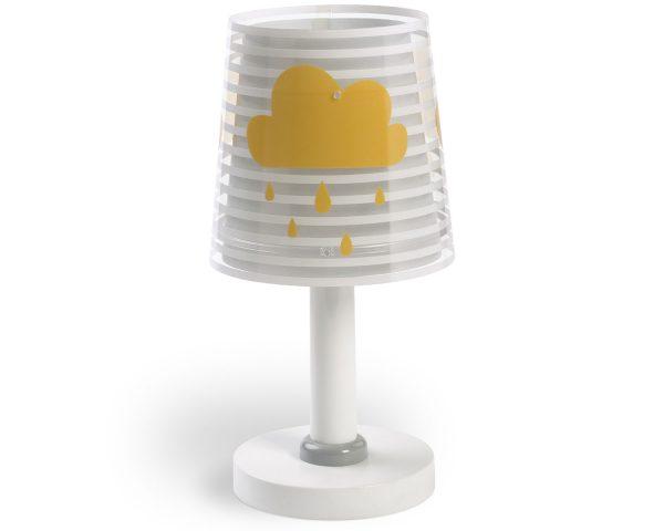 Ango 81191 E - Light Feeling Gray κομοδίνου φωτιστικό διπλού τοιχώματος