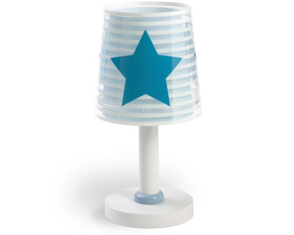Ango 81191 T - Light Feeling Blue κομοδίνου φωτιστικό διπλού τοιχώματος