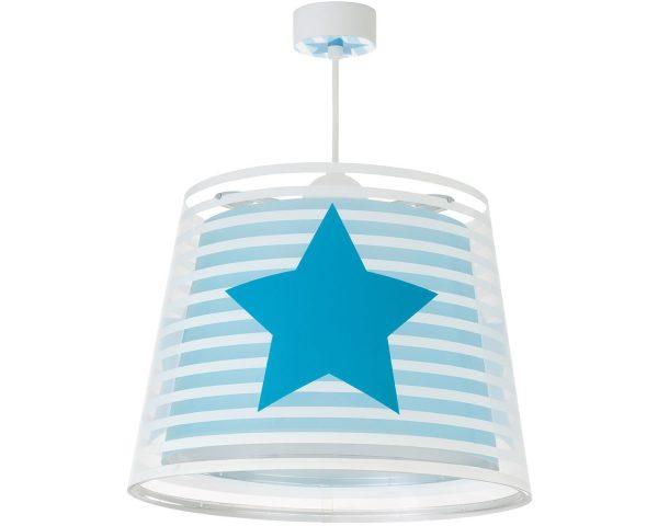 Ango 81192 T - Light Feeling Blue κρεμαστό παιδικό φωτιστικό οροφής μεγάλο σε μέγεθος