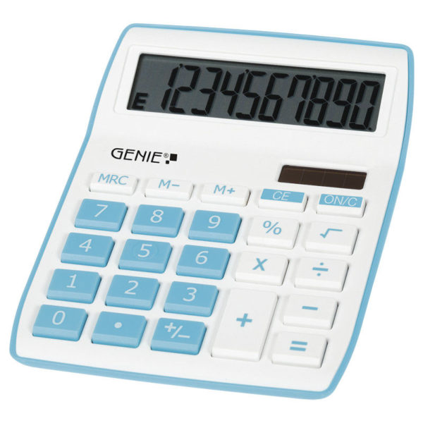 55110649-0048-Genie 840B Αριθμομηχανή γραφείου