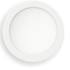 Led Πάνελ 24W - 2400 lm Στρογγυλό Χωνευτό Λευκό Ø240