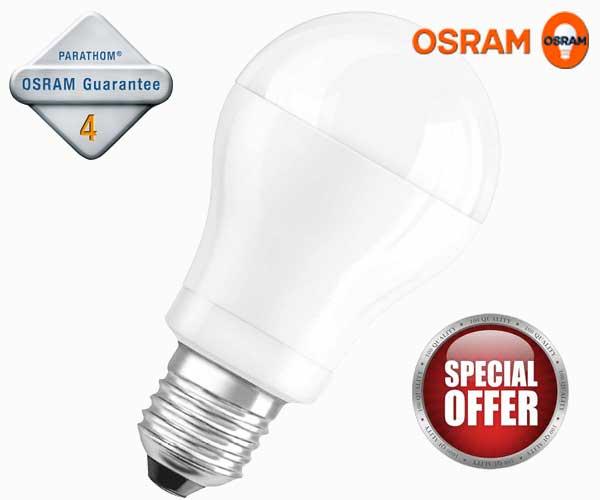 9117000-112-PARATHOM SuperStar Advanced A 60 10 W E27 OSRAM