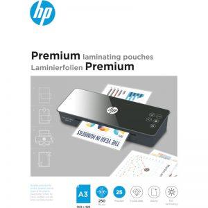 HP 9128 Premium φύλλα πλαστικοποίησης για Α3 – 250 microns – 25 τμχ