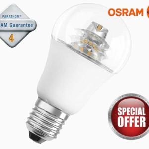 PARATHOM Advanced Clear Sparkling CLASSIC A60 E27 OSRAM