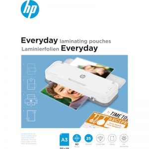 HP 9152 Everyday φύλλα πλαστικοποίησης για Α3 – 80 microns – 25 τμχ