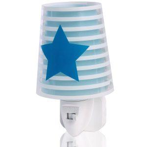Ango 92193 - Light Feeling Blue φωτιστικό νύκτας πρίζας LED