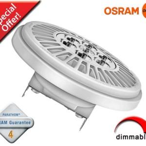 972392-64-Λάμπα OSRAM PARATHOM Ledspot PAR 111 50 12W G53