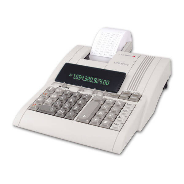 5514549-0153-Olympia CPD-3212 S Αριθμομηχανή με ταινία