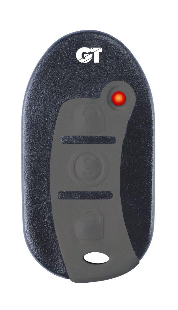 5510306-0889-GT Auto Alarm GT 889 Τηλεχειριστήριο με 3 κουμπιά για GT 905 και GT 918