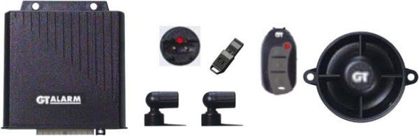 5510302-9070-GT Auto Alarm GT 907 Σύστημα συναγερμού