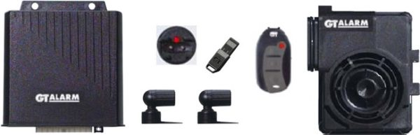 5510302-9090-GT Auto Alarm GT 909 Σύστημα συναγερμού