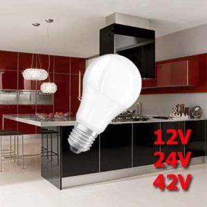 Χαμηλές Τάσεις 12V ή 24V ή 42V