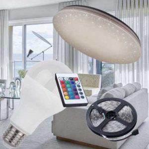 Φωτισμός & LED