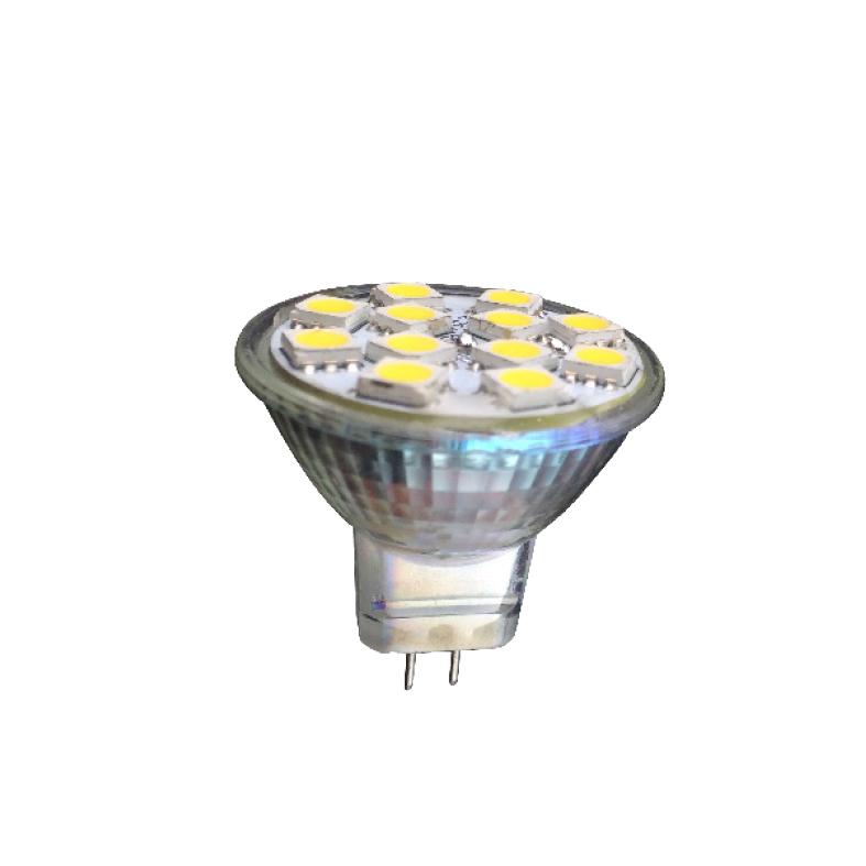 Λάμπα LED Spot 2.4 W MR11 12V AC/DC