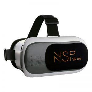 NSP N620 VR UNI Glasses Μάσκα Virtual Reality 3D για smartphone 3.5″ – 6.2″