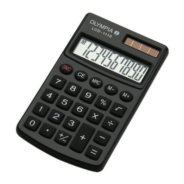 5514549-0016-Olympia LCD-1110B Αριθμομηχανή τσέπης