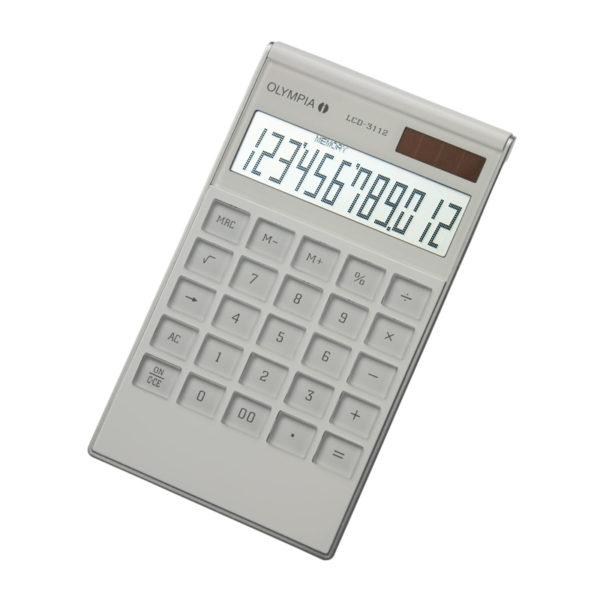 5514549-0020-Olympia LCD-3112 Αριθμομηχανή γραφείου