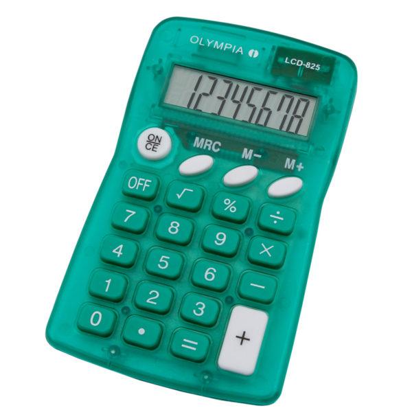 5514549-0072-Olympia LCD-825G Αριθμομηχανή τσέπης