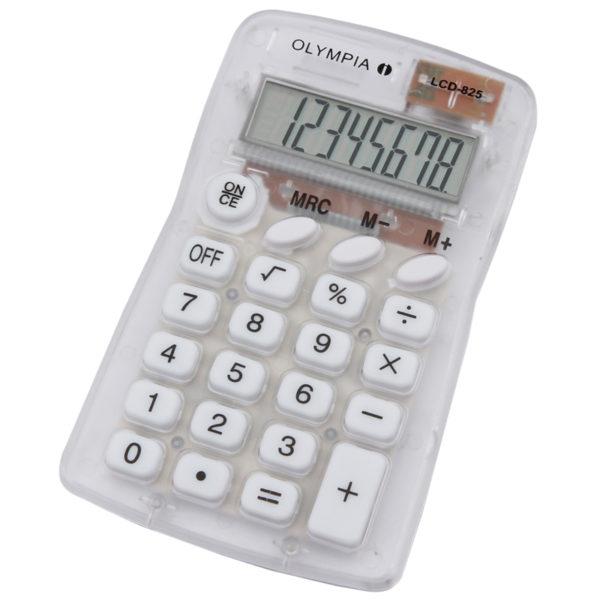 5514549-0074-Olympia LCD-825T Αριθμομηχανή τσέπης