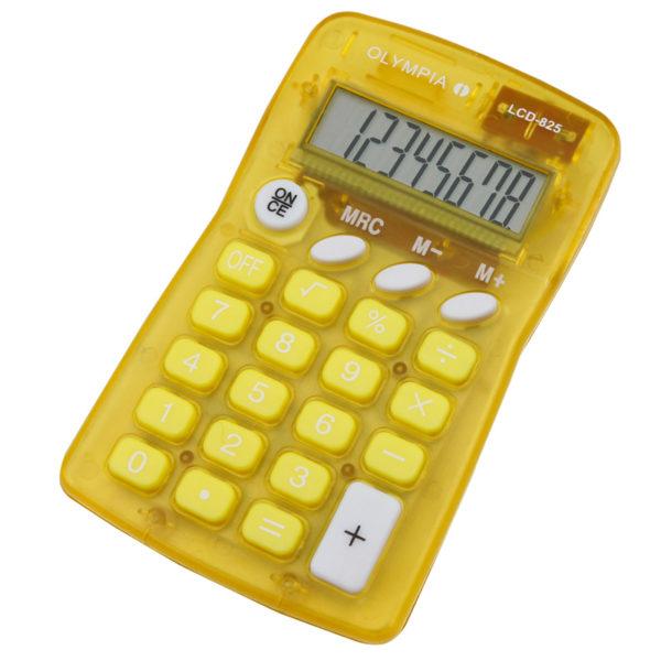 5514549-0071-Olympia LCD-825Y Αριθμομηχανή τσέπης