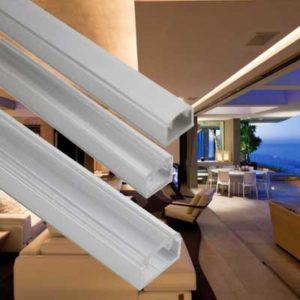 Profil Αλουμινίου για Ταινές LED