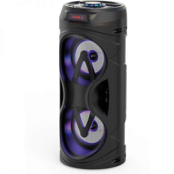 Akai ABTS-530BT Φορητό ηχείο 2.0 Bluetooth karaoke με TWS